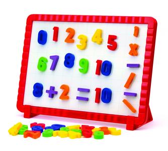 Giocattolo Magnetino. 48 numeri magnetici Quercetti 1