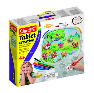 Giocattolo Tablet creativo Quercetti 0