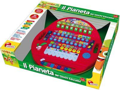 Giocattolo Carotina pianeta Lisciani 0