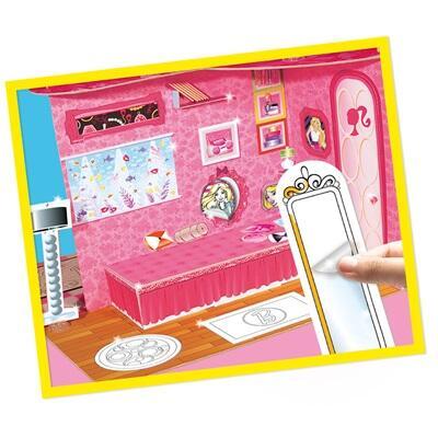 Barbie costruisci e decora la mia casa verde lisciani - Costruisci casa ...