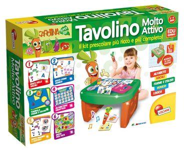 Foto di Carotina. Edu System. Tavolino Molto Attivo, Giochi e giocattoli 0