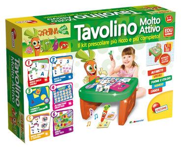 Foto di Carotina. Edu System. Tavolino Molto Attivo, Giochi e giocattoli 2