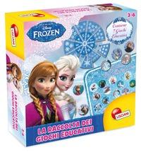 Frozen. Raccolta Giochi Educativi