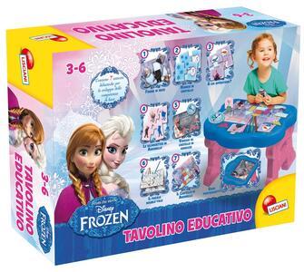 Frozen. Tavolino educativo - 2