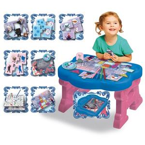 Frozen. Tavolino educativo - 4