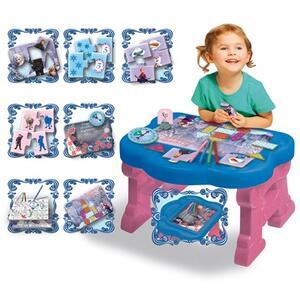 Frozen. Tavolino educativo - 5