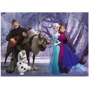 Frozen. Puzzle Double-Face Supermaxi 60 pezzi #01 - 3