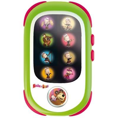 Masha e orso primo smartphone lisciani giochi for Masha giocattolo