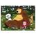 Giocattolo Puzzle + Color Fustino Maxi 48 Masha e Orso 1 Lisciani 1