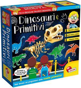 Giocattolo Piccolo Genio. Dinosauri e Primitivi Lisciani 0