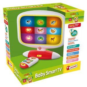 Giocattolo Carotina. Baby Smart TV Lisciani 0