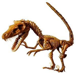 Giocattolo Jurassic World Super Kit Velociraptor Lisciani 1
