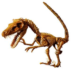 Giocattolo Jurassic World Super Kit Velociraptor Lisciani 2