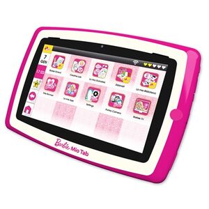 Giocattolo Barbie. Mio Tab. Smart Evolution Lisciani 1