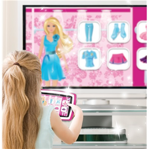 Giocattolo Barbie. Mio Tab. Smart Evolution Lisciani 4