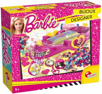 Giocattolo Barbie. Bijoux Designer Lisciani