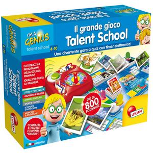 Giocattolo Piccolo Genio. Il Grande Gioco Talent School Lisciani 0