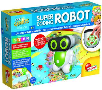 I'm A Genius Edu Robot