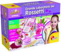 Giocattolo I'm A Genius Laboratorio Dei Rossetti Lisciani
