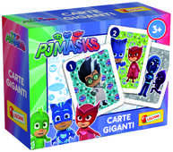 Giocattolo Pj Masks Super Pigiamini. Giant cards Lisciani
