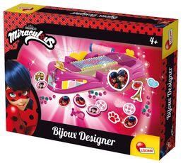 Giocattolo Ladybug Bijoux Designer Lisciani