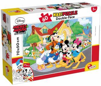 Puzzle Df Supermaxi 60 Mickey