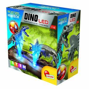 Scienza Hi Tech. Dino Led