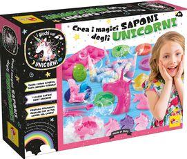 Giocattolo La Fabbrica Delle Saponette Degli Unicorni Lisciani