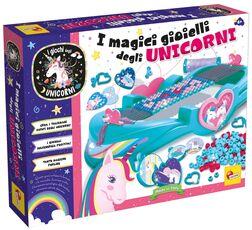 Giocattolo I Magici Gioielli Degli Unicorni Lisciani