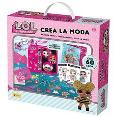 Giocattolo L.O.L. Surprise Valigetta Fashion Style Lisciani