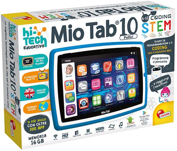 Mio Tab 10
