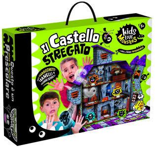 Giocattolo Kids Love Monsters Castello Stregato Lisciani