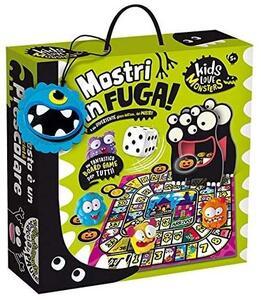 Giocattolo Kids Love Monsters Mostri in Fuga Lisciani