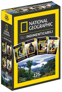 Gli indimenticabili di National Geographic (4 DVD) - 2