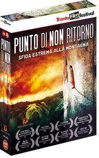 Film Punto di non ritorno. Sfida estrema alla montagna (2 DVD)