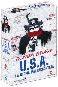 Oliver Stone. USA, la storia mai raccontata (4 DVD) di Oliver Stone - DVD