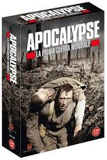 Film Apocalypse. La prima guerra mondiale (3 DVD)
