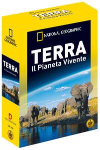 Terra. Il pianeta vivente. National Geographic (3 DVD) - DVD