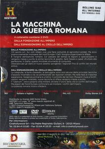 La macchina da guerra romana (2 DVD) - DVD - 2