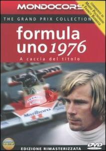 Formula Uno. 1976 - DVD
