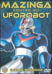 Locandina Mazinga contro gli ufo robot