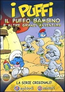 I Puffi. Vol. 5. Il puffo bambino - DVD
