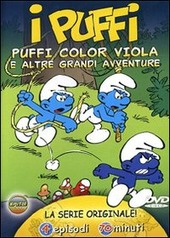 I Puffi Color Viola ( streaming )