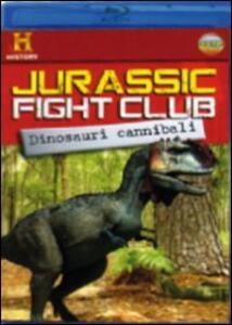 Jurassic Fight Club. Vol. 5. Dinosauri cannibali - Blu-ray