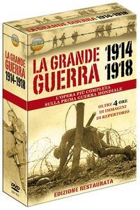 La grande guerra 1914 - 1918 (3 DVD) - DVD - 2