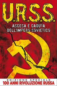 Cofanetto URSS 1917-1991. Ascesa e caduta dell'impero sovietico (3 DVD) - DVD
