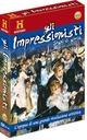 Cover Dvd Gli impressionisti - E l'uomo che li ha creati