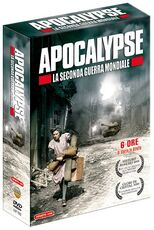 Film Apocalypse. La seconda guerra mondiale (3 DVD)