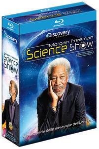 Film Morgan Freeman Science Show (4 Blu-ray)