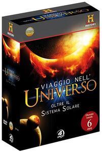 Viaggio nell'universo (4 DVD) - DVD